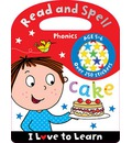 I Love to Learn Phonics Read and Spell