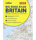 2019 Collins Big Road Atlas Britain