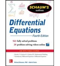 Schaum's Outline of Differential Equations