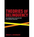 Theories of Delinquency