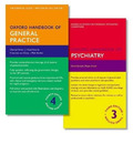 Oxford Handbook of General Practice and Oxford Handbook of Psychiatry