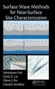 Surface Wave Methods for Near-Surface Site Characterization