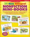 25 Easy Bilingual Nonfiction Mini-Books