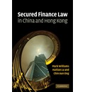 Secured Finance Law in China and Hong Kong