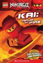 Kai, Ninja of Fire (Lego Ninjago: Chapter Book)