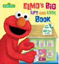 Elmo's Big Lift-and-Look Book: Sesame Street