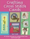 Crafting Cross Stitch Cards