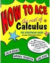 How to Ace the Rest of Calculus