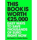 This Book is Worth EURO25,000