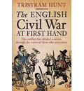 The English Civil War At First Hand