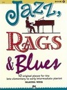 Jazz, Rags & Blues, Bk 1