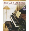 Alfred's Basic Adult All-In-One Course, Level 1