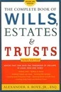 Complete Book of Wills, Estates and Trusts