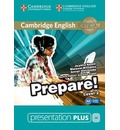 Cambridge English Prepare!: Cambridge English Prepare! Level 2 Presentation Plus DVD-ROM