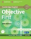 Objective: Objective First Student's Book with Answers with CD-ROM