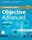 Objective: Objective Advanced Student's Book with Answers with CD-ROM