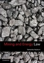 Mining and Energy Law