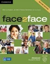 face2face Advanced Student's Book with DVD-ROM
