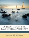 A Treatise on the Law of Real Property
