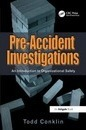 Pre-Accident Investigations