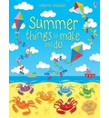 Summer Things to Make and Do