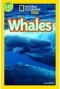 National Geographic Kids Readers: Whales
