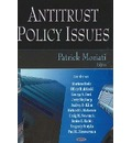 Antitrust Policy Issues