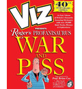 Viz 40th Anniversary Profanisaurus: War and Piss