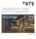 Tate - Edward Burne Jones & the Pre-Raphaelites Wall Calendar 2019