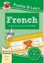 Practise & learn activity books with vocab CD-Rom