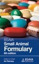 BSAVA Small Animal Formulary, 8E
