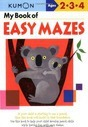 My Book Of Easy Mazes