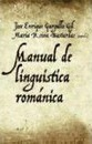 Manual de linguistica romanica - Jose Enrique Gargallo