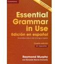 Essential Grammar in Use Book without Answers Spanish Edition