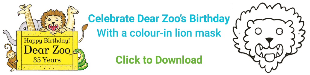 Dear Zoo Mask