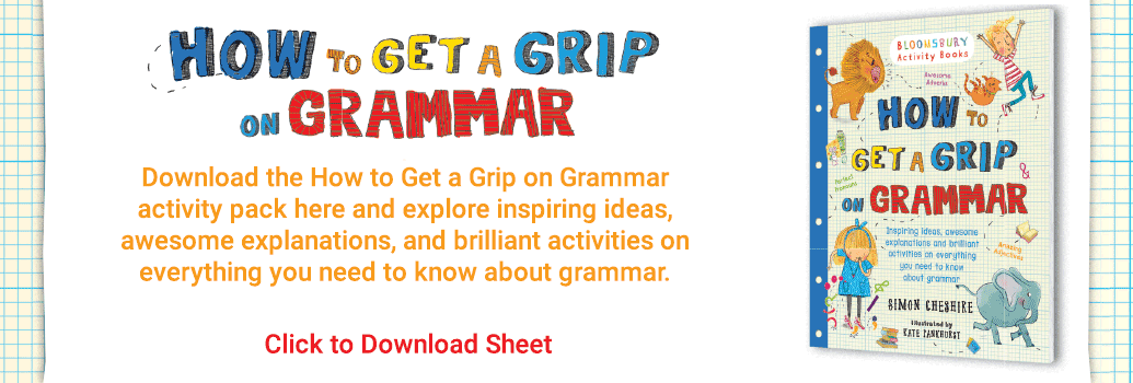Grammar Activity Pack